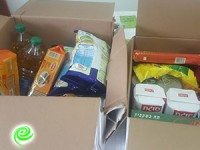 כ- 500 ערכות מזון יחולקו לקראת ראש השנה בבית החם