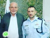 בעקבות הרצח: פגישת התייעצות בין מפקד משטרתרחובות לראש העיר