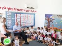 רחמים מלול, פתח את הבוקר בבי״ס היסודי ״בגין״