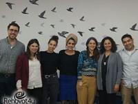 """נציגיהמשרד לשוויון חברתי ביקרו במרכז הצעירים """"עתידים"""""""