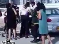 וידאו – ילד בן שנתיים ניצל לאחר שהרכב ננעל