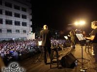 מאות השתתפו במופע 'לילה'