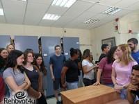 ארכיון העיר מסייע לתלמידי כיתות י' בעבודת מחקר שמהווה חלק מהבגרות בהיסטוריה