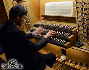 נותנים בארוק: סדרת הקונצרטים העתיקה חוזרת לבית דונדיקוב