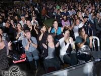 """עשרות אלפים השתתפו באירועי חוה""""מ סוכות"""