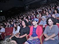 כ- 1200 גמלאים השתתפו באירועי ההצדעה לאזרח המבוגר