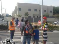 עיריית רחובות מציינת את שבוע הבטיחות בדרכים