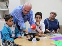 תרומתם המיוחדת של מתנדבי עמותת 'ידיד לחינוך' עבור ילדי רחובות