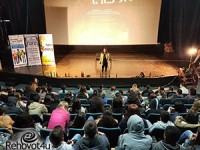 """כ- 140 תלמידים השתתפו בכנס """"עמיתים ומשפיעים"""""""