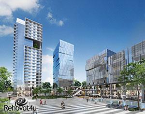 עסקת ענק ברחובות: 21 דונם בכניסה לעיר נרכשו ב- 183 מיליון ₪