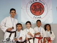 נבחרת מועדון הקראטה I.S.K.A באליפות באר-שבע הפתוחה ה-12