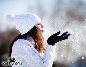 טיפים לטיפול ומניעת עור יבש בחורף