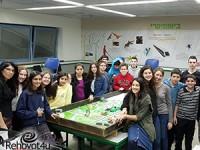 תלמידי רחובות ישתתפו בתחרות הרובוטיקה האזורית FLL