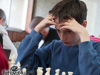 אלוף השחמט דוד גורודצקי זכה במקום ראשון בתחרות בינלאומית