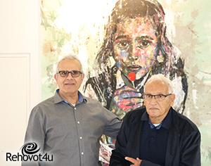 ישראל קיסר ביקר במוזיאון מורשת תימן והתפוצות
