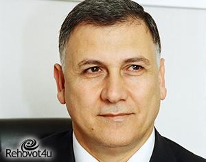 """יהודה אורן מנכ""""ל קניון עופר רחובות יכהן גם באילת"""