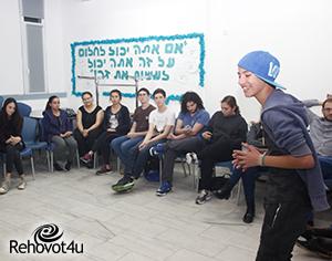 יוזמה חדשה בעירונוער: מפגשי נטוורקינג לבני נוער