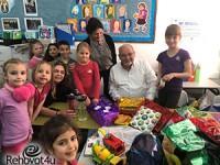 יום המעשים הטובים:מאות ילדים ובני נוער יתנדבו