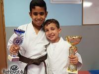אליפות ישראל בקראטה לילדים ועד גיל 14 לשנת 2018