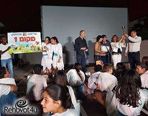 גאווה עירונית:בית הספר בן גוריון זכה באליפות השחמטק הארצית