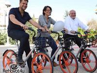 חדש ברחובות: אופנים שיתופיים לשימוש התושבים