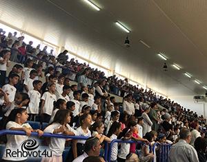 התחלות חדשות #2: 2611 תלמידים החלו את לימודיהם בכיתה א'