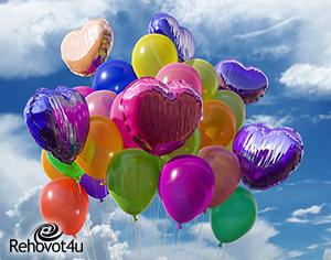 למסיבת יום הולדת בלתי נשכח – מתנפחים להשכרה לימי הולדת