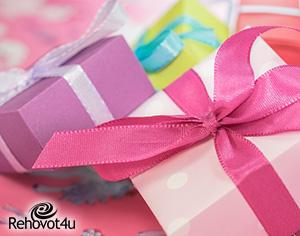 לבחור נכון – מתנות מקוריות לחגים