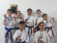 9 מדליות לנבחרת הקראטה הרחובותית