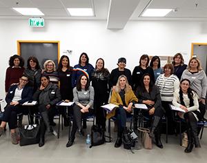 הפורום לקידום מעמד האישה פתח קורס נשים מנהיגות