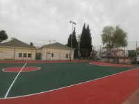 מגרש הספורט בשכונת אושיות שופץ לרווחת התושבים