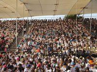 חוגגים בר/ת מצווה עירונית: 1600 תלמידי כיתות ז' אתמול בירושלים