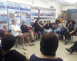 """לרגל יום השואה: נערך ערב """"נשים בשואה"""""""