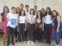 מקום ראשון בקטגורית רפואה ונגישות בתחרות יזמות פרימיום לקרית החינוך קציר