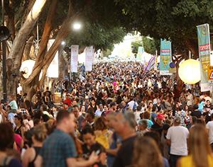 פסטיבל הפסלים מתרחב