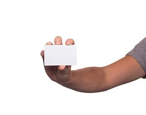 כרטיסי עובד עבור עובדים בכנסים