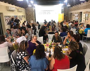 האקתון הנשים הראשון בעיר: מהם הפרויקטים הזוכים?