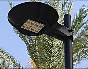 מכרז התאורה הגדול בישראל