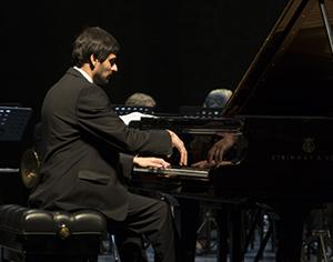 אגדת פסנתר עם הפסנתרן בוריס זובין
