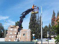 מכרז התאורה הגדול בישראל: החלה התקנת המנורות ברחובות