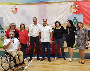 להקת המחול גלגלי ר.נ.י מציינת 14 שנות פעילות