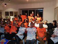 סדרת אירועיםלציון חודש המאבק הבינלאומי למניעת אלימות נגד נשים
