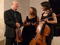 הקונצרט הבא בסדרת פניני המוסיקה הקאמרית: שלישיית אלכסנדר