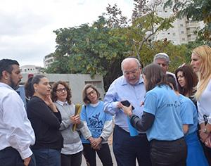 רחובות ציינה את יום המודעות הבינלאומי לשוויון זכויות לאנשים עם מוגבלויות