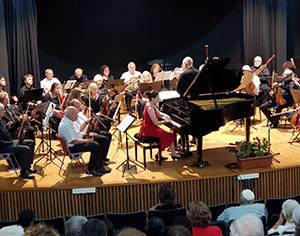 קונצרט מיוחד: תזמורת קלאסיקה רחובות אירחה את מצטייני הקונסרבטוריון