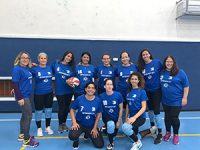 הרשת החברתית:הצלחה לקבוצת הכדורשת של צוות 3