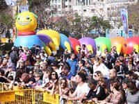 ככה ייעשה לעיר: רחובות חוגגת יום הולדת 130 בפורים