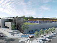 נערכים להקמת מרכז מסחרי סמוך לאיצטדיון העירוני החדש