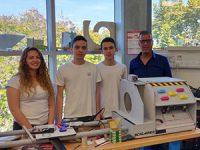 תלמידי דה שליט זכו בתחרות פיצוח כספות בינלאומית במקום השני בעולם!