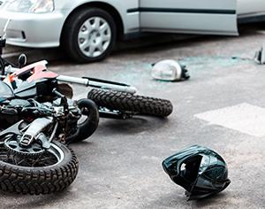 רוכב אופנוע שנפגע בתאונת דרכים יפוצה בכ-1,700,000 שקלים
